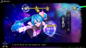 Hatsune Miku : Project Diva f 2nd en anglais