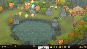 PixelJunk Monsters arrive sur Vita