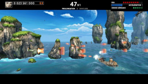 PS Vita - Shoot'em up