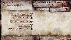 Solution complète : Bases du gameplay