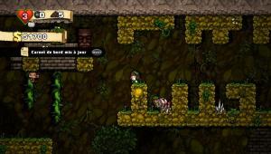 Limited Run Games va mettre en boîte Spelunky sur PS4 et Vita