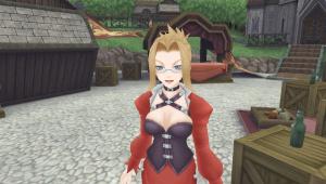 Galerie de personnages pour Tales of Hearts R