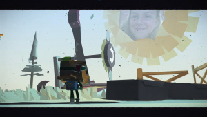 GC 2013 : Images pour Tearaway