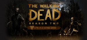 Jaquette de The Walking Dead : Saison 2 sur Vita