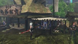 Toukiden présente le village Utakata