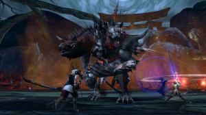 Toukiden récupère des missions de Soul Sacrifice
