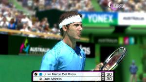 Virtua Tennis 4 : World Tour Edition