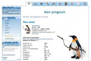 Battle-Pingouin passe en version 2