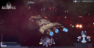 Battlestar Galactica Online en bêta ouverte dès aujourd'hui