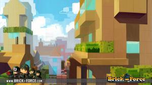 La voix française de Bob l'Eponge dans Brick-Force