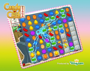 King en bourse : Candy Crash Saga ?