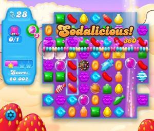 Candy Crush Soda Saga est disponible !