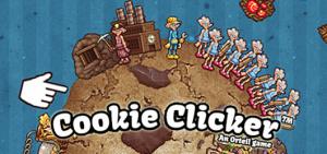 Jaquette de Cookie Clicker sur Web