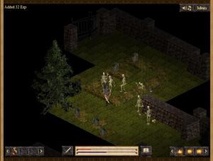 Le jeu de rôle Darkness Springs