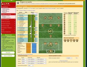 Defifoot : Entraînez votre équipe de foot
