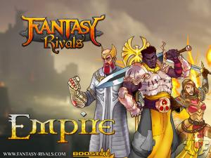 La bêta fermée de Fantasy Rivals lancée