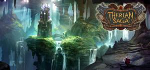 Jaquette de Fatecraft : La Saga des Thérians sur Web