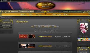 Fantasy War Online