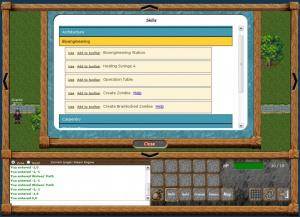 Golemizer : un MMO steampunk