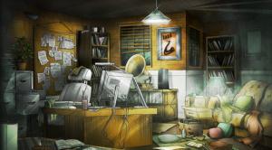 H.D Richards : jeu d'enquêtes en ligne