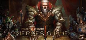 Jaquette de Might & Magic Heroes  Online sur Web