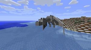 Minecraft: Le dragon en images