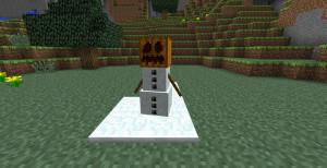 Faire apparaitre un bonhomme de neige