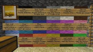 Comment Obtenir Tous Les Colorants Laine Armures Minecraft Guides Astuces Soluces Jeuxvideo Com