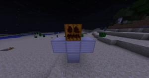 Faire appara tre un golem de fer wiki minecraft - Minecraft golem de fer ...