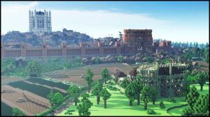 Minecraft : Le monde du Trône de Fer bâti par des fans