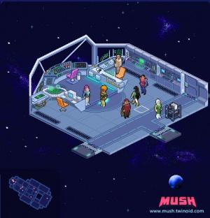 Jouez à Mush en avant-première