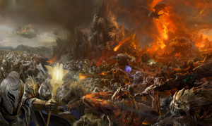 PANDAEMONIC : Lords of Legions en bêta ouverte