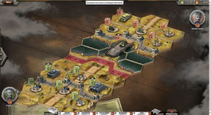 Panzer General Online : Une bêta fermée française