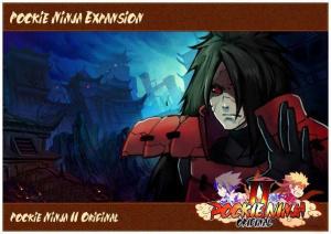 Un site et une bêta pour Pockie Ninja II Original