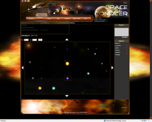 SpaceConquer ouvre ses portes