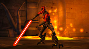 Images de Star Wars : Clone Wars Adventures - Darth Maul