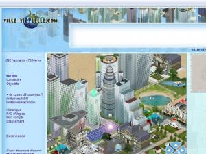 Ville Virtuelle : bâtissez votre mégapole