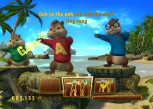 Alvin et les Chipmunks de sortie sur Xbox 360, Wii et DS