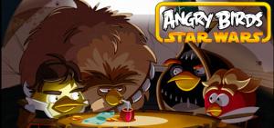 Jaquette de Angry Birds Star Wars sur Wii