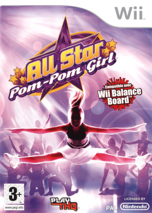 All Star Pom-Pom Girl
