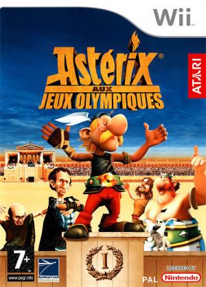 Astérix aux Jeux Olympiques sur Wii