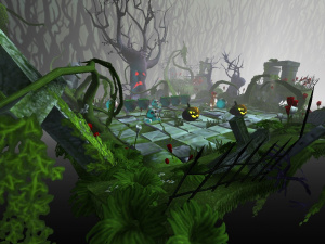 Bruiser & Scratch annoncé sur WiiWare