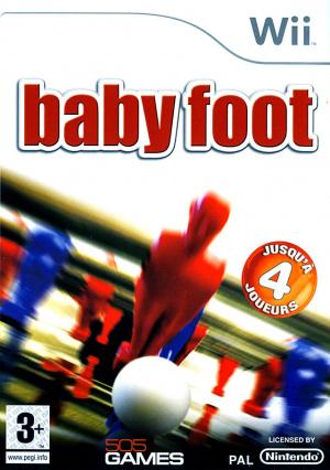 baby foot wii