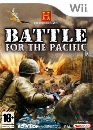 History Channel : Battle for the Pacific sur Wii