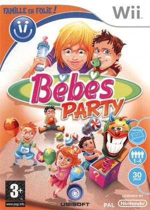 Bébés Party sur Wii