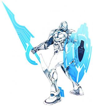 Artworks de Battle Arena Toshinden sur Wii