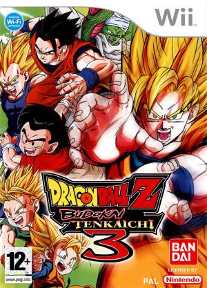 Dragon Ball Z : Budokai Tenkaichi 3 sur Wii