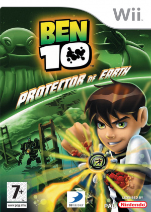 Ben 10 : Protector of Earth sur Wii