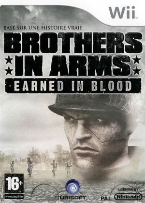 Brothers in Arms : Earned in Blood sur Wii