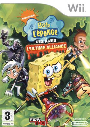 Bob l'Eponge et ses Amis : L'Ultime Alliance sur Wii